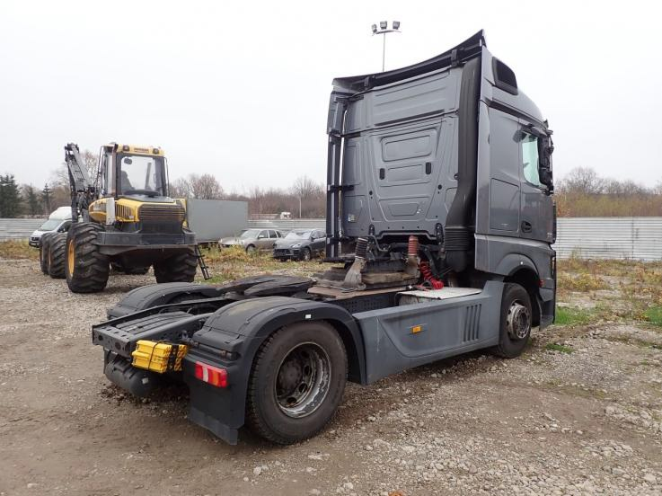 leasing - MERCEDES-BENZ - 1845 ACTROS 449KM 4x2 SS