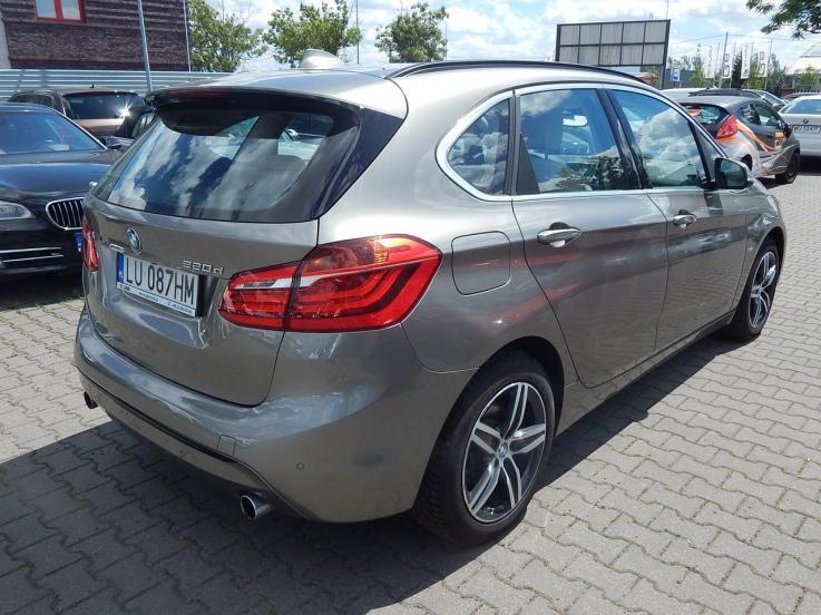 leasing - BMW - 220d xDrive Sport Line sport-aut