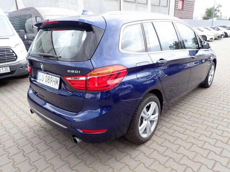 leasing - BMW - 220i GT Luxury Line sport-aut