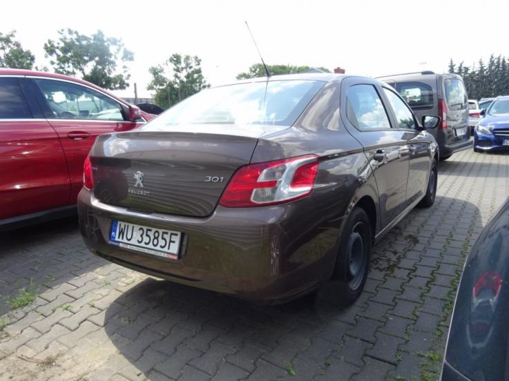 leasing - PEUGEOT - 301 1.2 Pure Tech Active
