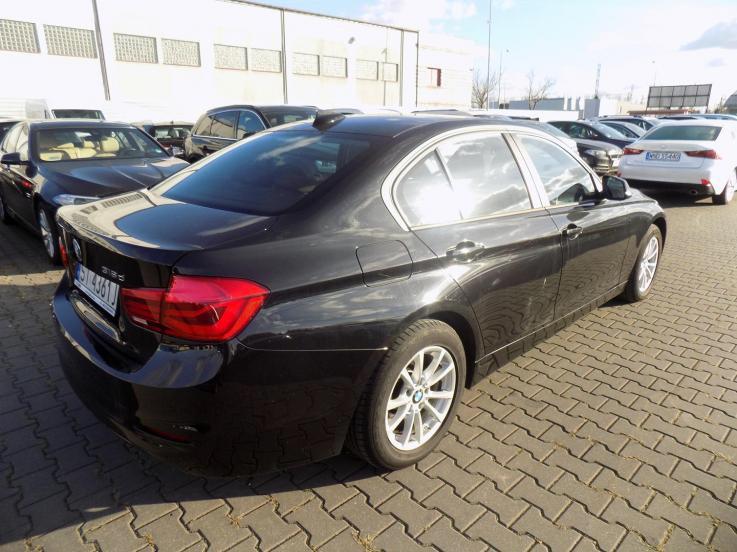 leasing - BMW - 316D