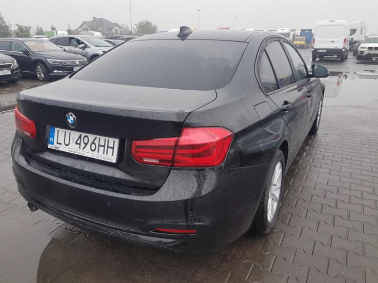 leasing - BMW - 318 d Advantage aut