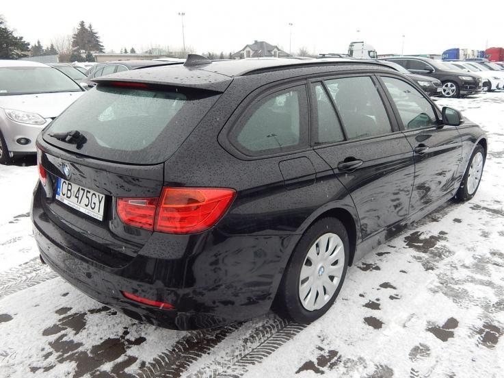 leasing - BMW - 318d