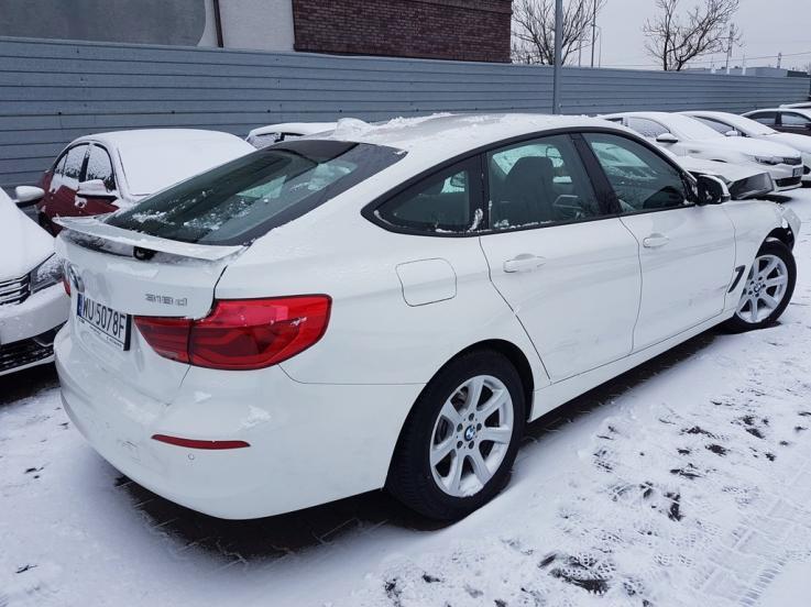 leasing - BMW - 318d aut