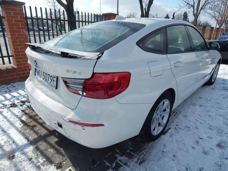 leasing - BMW - 318d Sport Line aut