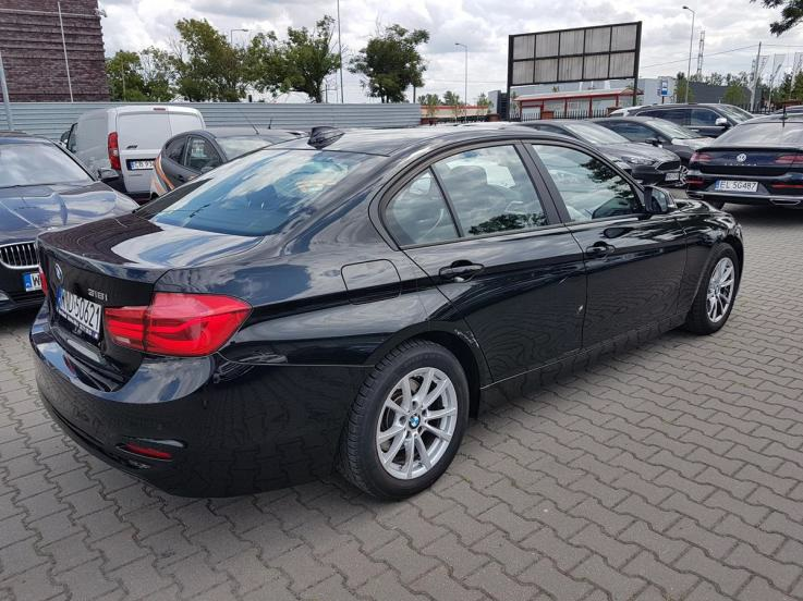 leasing - BMW - 318i aut