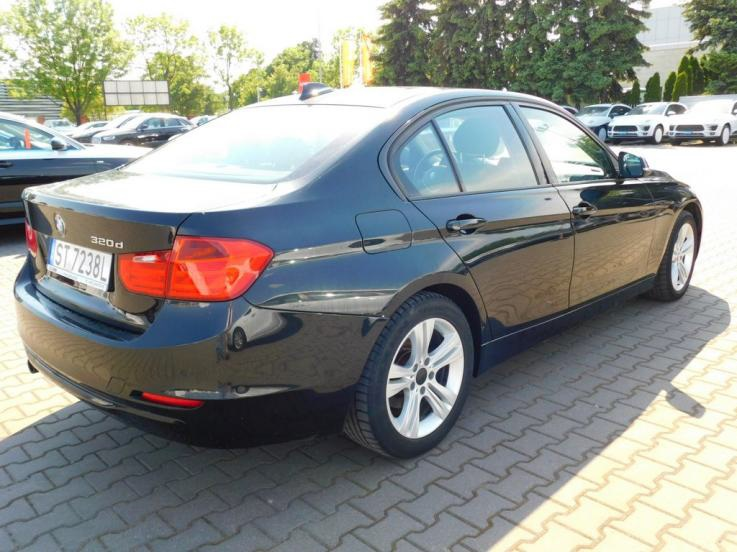 leasing - BMW - 320d Sport Line