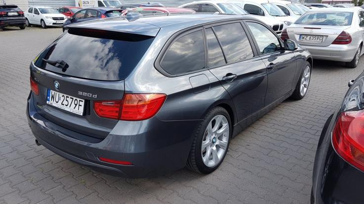 leasing - BMW - 320D XDRIVE
