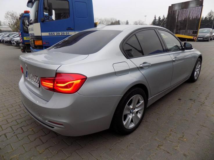 leasing - BMW - 320d xDrive Sport Line aut
