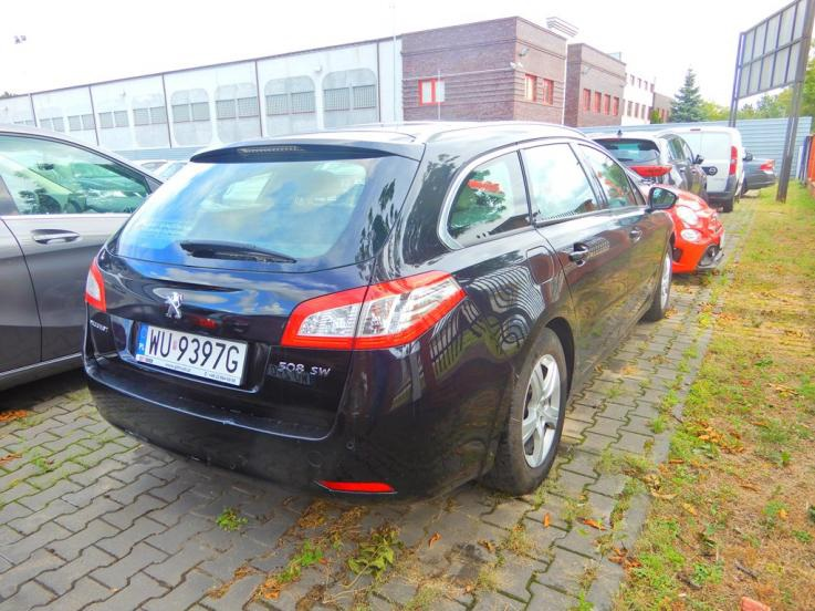 leasing - PEUGEOT - 508 1.6 Hdi Active