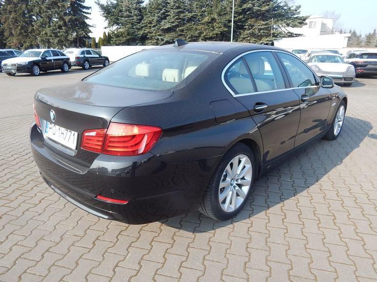 leasing - BMW - 520D
