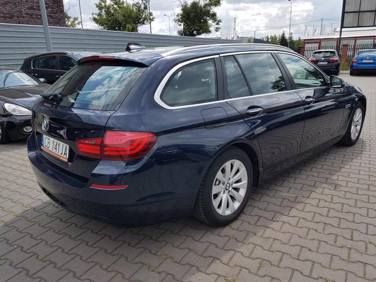 leasing - BMW - 520d aut