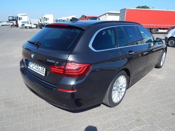 leasing - BMW - 520d Luxury Line aut
