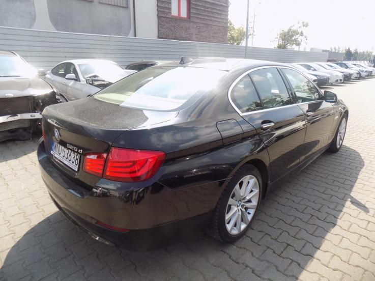 leasing - BMW - 525 D