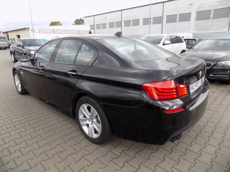 leasing - BMW - 525d xDrive