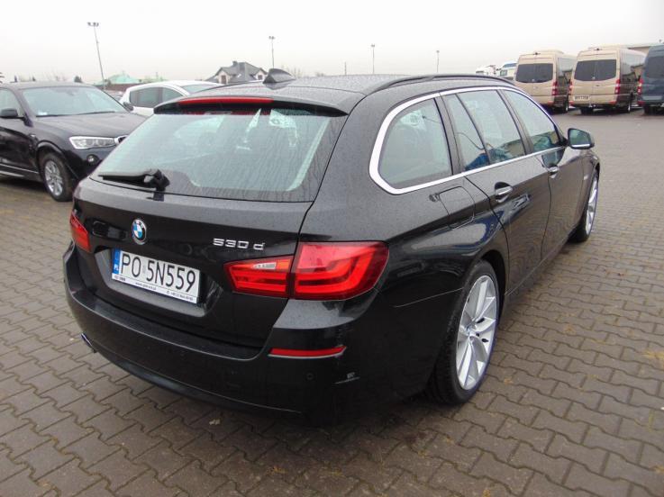 leasing - BMW - 530d