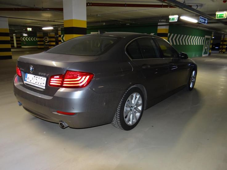 leasing - BMW - 535d xDRIVE