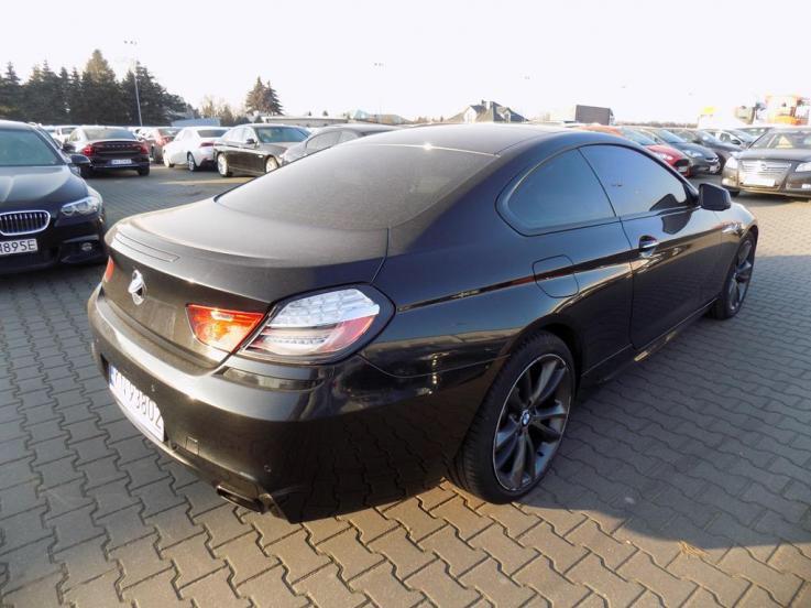 leasing - BMW - 640d