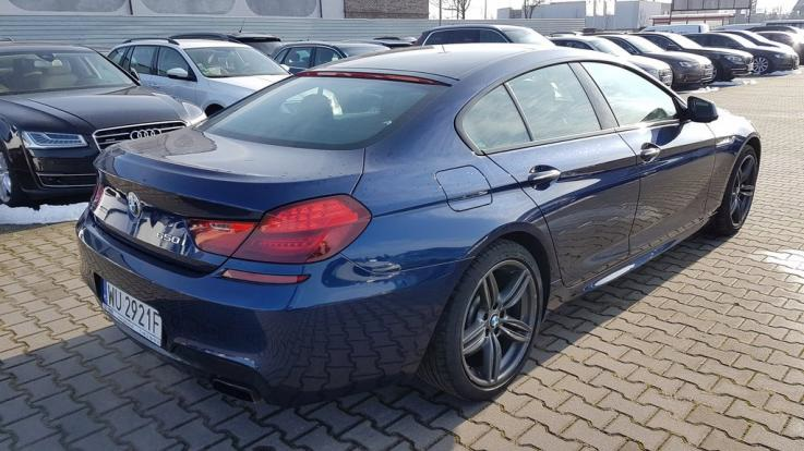 leasing - BMW - 650i xDrive
