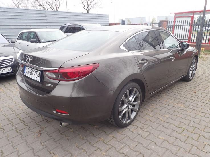 leasing - MAZDA - 6 Sedan 2.5 Skypassion I-Eloop aut