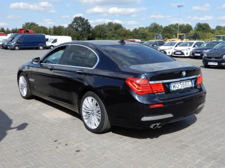 leasing - BMW - 730D