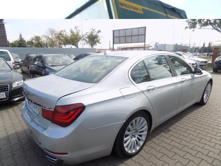 leasing - BMW - 740d xDrive