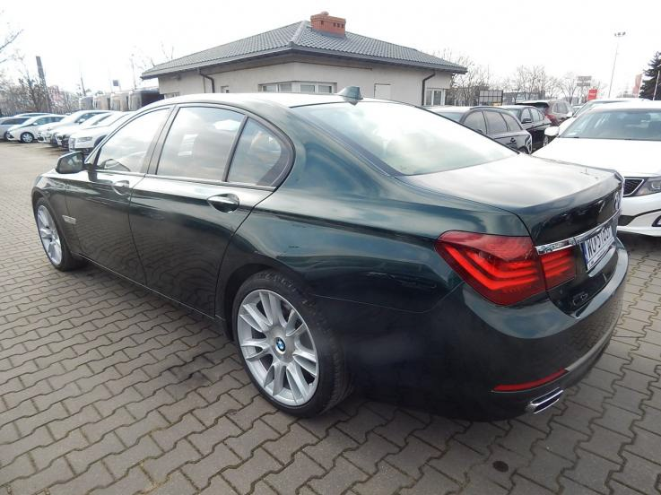 leasing - BMW - 750d xDrive