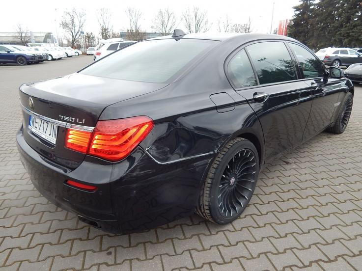 leasing - BMW - 750i L xDrive