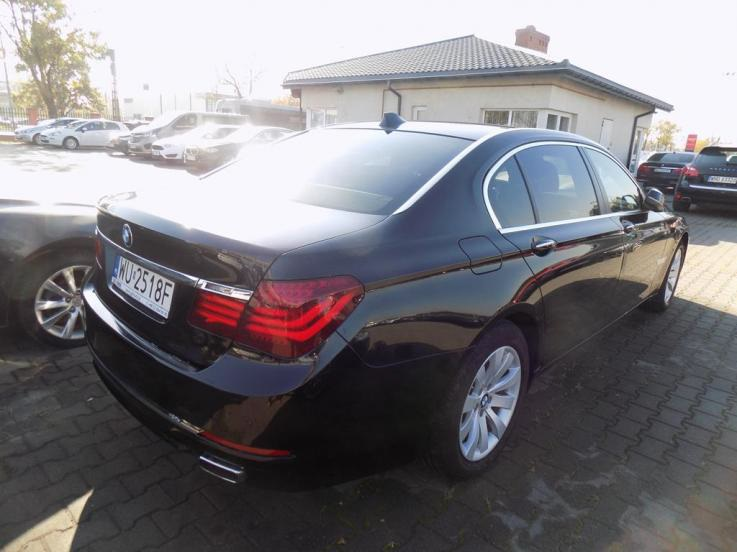 leasing - BMW - 750Ld xDrive