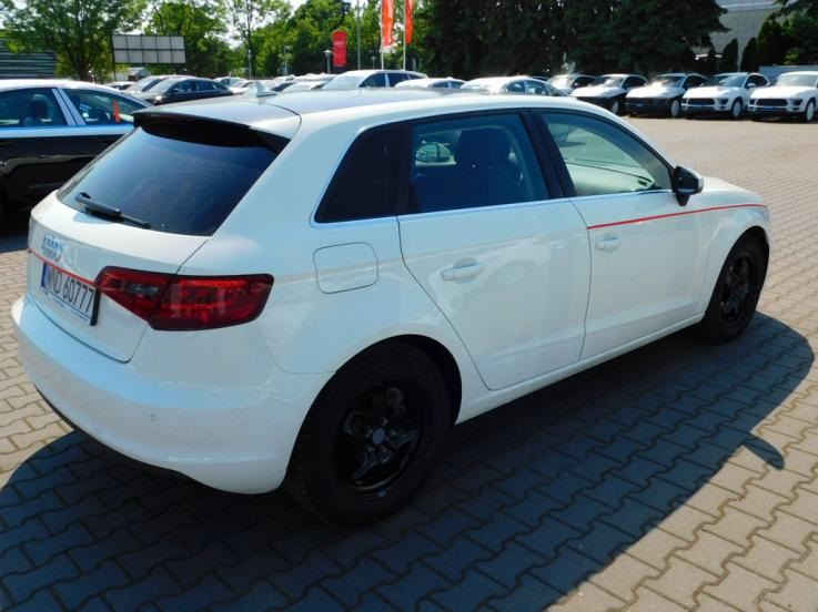 leasing - AUDI - A3 2.0 TDI Ambiente S tronic