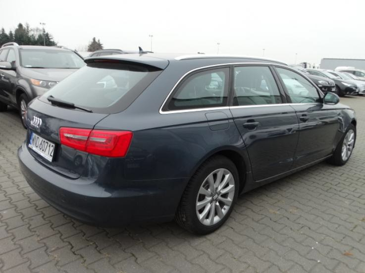 leasing - AUDI - A6 2.0 TDI Multitronic