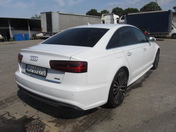 leasing - AUDI - A6 3.0 TDI Quatro Competition Tiptr.