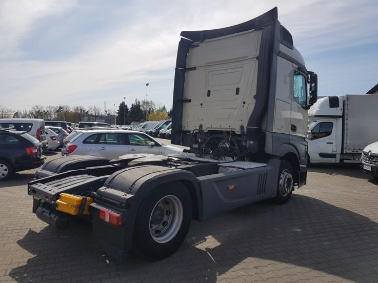 leasing - MERCEDES-BENZ - ACTROS 18420 LS 4x2 StreamSpace 963.403 421 KM
