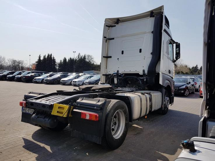 leasing - MERCEDES-BENZ - ACTROS 1845 LS 4x2 StreamSpace 963.403 449 KM
