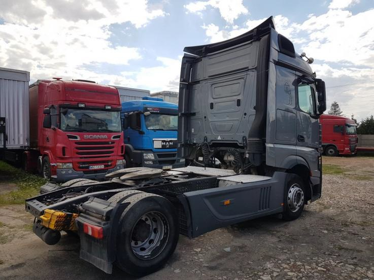 leasing - MERCEDES-BENZ - ACTROS 1845 LSnRL 4x2 BigSpace963.403 339KM