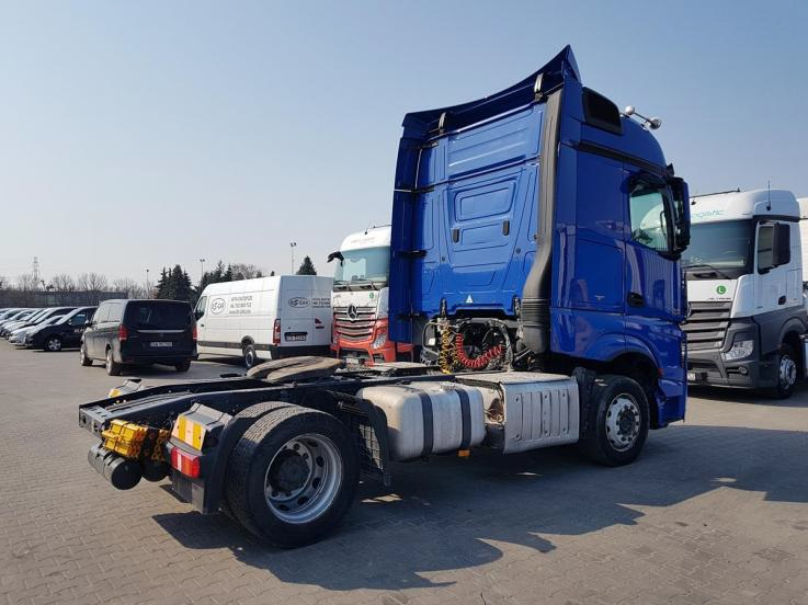 leasing - MERCEDES-BENZ - ACTROS 1845 LSnRL 4x2 BigSpace963.406 449KM