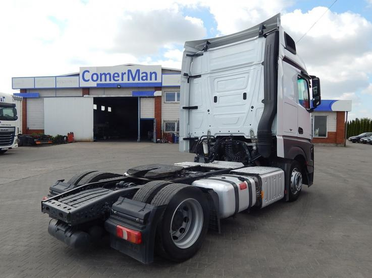 leasing - MERCEDES-BENZ - ACTROS 1845 LSnrl 4X2 StreamSpace 963.406 449KM