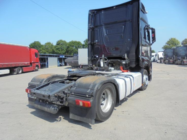 leasing - MERCEDES-BENZ - ACTROS 1851 LS 4x2 Giga Space963.403