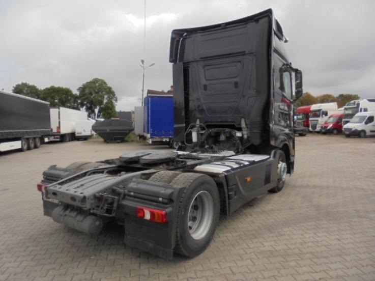 leasing - MERCEDES-BENZ - ACTROS 1851 LS 4x2 GigaSpace 963.403 510 KM