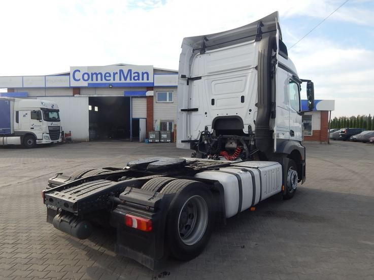 leasing - MERCEDES-BENZ - ACTROS 1851 LS 4x2 StreamSpace 963.403 510KM
