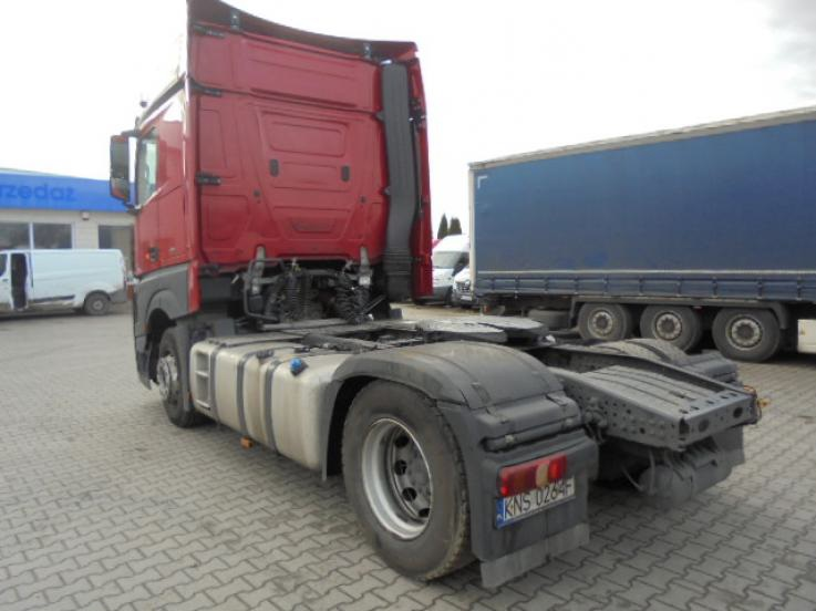 leasing - MERCEDES-BENZ - ACTROS 449KM 4x2 BigSpace