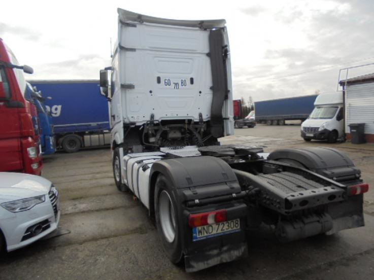 leasing - MERCEDES-BENZ - ACTROS 449KM 4x2 StreamSpace