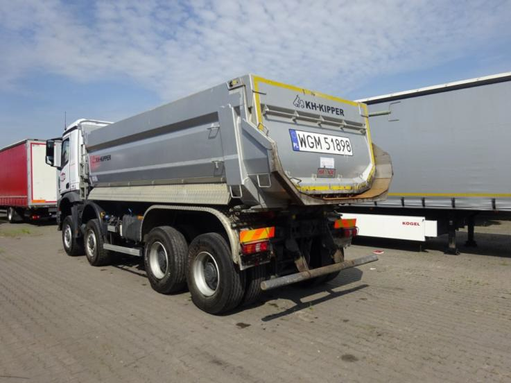 leasing - MERCEDES-BENZ - AROCS 4145 963 - 8 - G