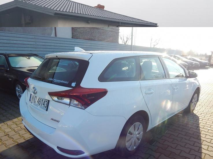 leasing - TOYOTA - AURIS 1.6 Active