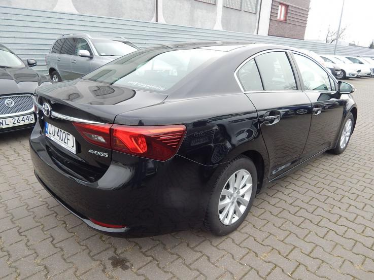 leasing - TOYOTA - AVENSIS 1.6 Active