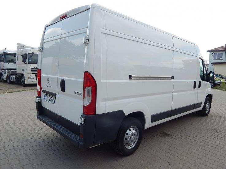 leasing - PEUGEOT - BOXER 335 BlueHDi L3H2