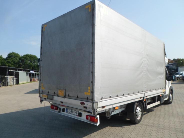 leasing - PEUGEOT - BOXER 335 HDi L4 180KM