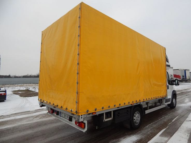 leasing - PEUGEOT - BOXER 435 BlueHDi L4 163KM