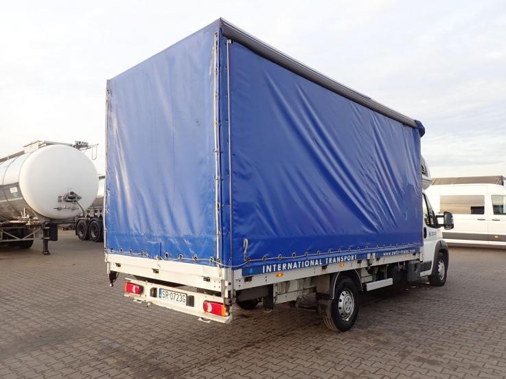 leasing - PEUGEOT - BOXER 435 Hdi 180KM