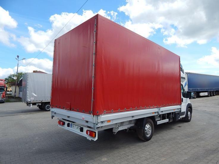 leasing - PEUGEOT - BOXER 435 HDi L4